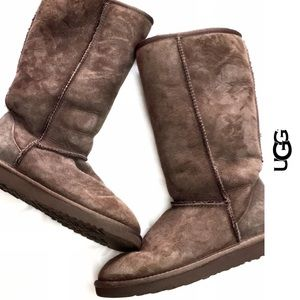 UGG brown boots